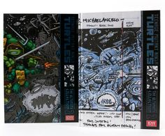 IDW offers Teenage Mutant Ninja Turtles: The Ultimate Collection Vol. 2 - Deluxe Edition