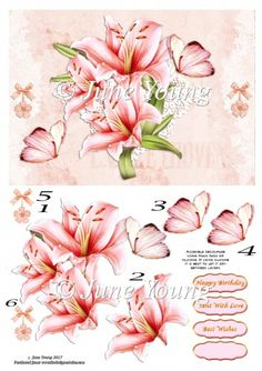 Pink Lilies : The Designer Twins ...where creativity encounters quality and value