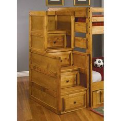 With this uniquely designed chest, you can provide your bedroom with ample storage space. The piece carries a beautiful warm brown finish and features brushed n...