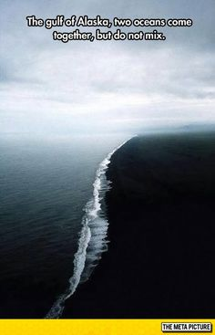 When Two Oceans Come Together