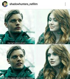 Jace in love with clary Shadowhunters Clary And Jace, Clary E Jace, Shadowhunters Series, Shadowhunters The Mortal Instruments, Mortal Instruments Quotes, Immortal Instruments, Cassie Clare, Dominic Sherwood, Cassandra Clare Books