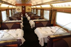 Queen Adeliade Dining Car The Ghan http://www.tipsfortravellers.com/theghan/