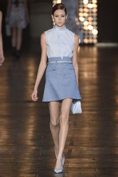 New York Fashion Week Spring 2015  - Diesel Black Gold Spring 2015
