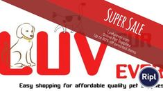 Up to Super Sale! Online Pet Supplies, Pets, Animals And Pets