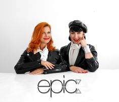 We are the Austrian designers of epic-couture. Our dream and vision is to revolutionise the fashion industry with beautifully designed and hand made latex garments and upcycling pieces.
