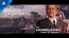 HITMAN - Elusive Targets: The Chameleon Trailer | PS4 - YouTube