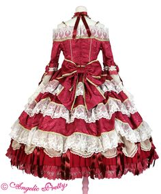 Angelic Pretty official site Chic Outfits, Pretty Outfits, Pretty Dresses, Beautiful Dresses, Dress Outfits, Kawaii Fashion, Lolita Fashion, Old Fashion Dresses, Princess Aesthetic