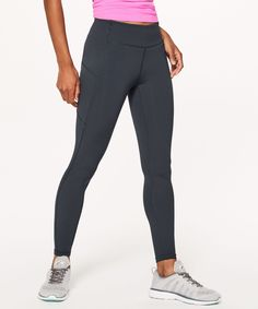24aeca5c We designed these tights with a new lightweight waistband and easy-access  pockets so you