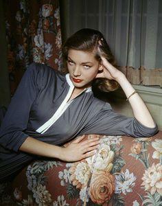 "gatabella: "" Lauren Bacall """