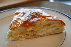Лепешки с сыром в стиле хачапури