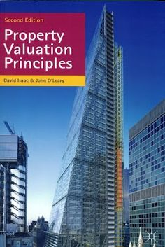 Property Valuation Principles, 2nd edition is a user-friendly introduction to property valuation for students and practitioners who are new to the subject. Packed with worked examples and photos, the text covers the five main methods of valuation, their application in a variety of markets and their relation to the wider economic context. £33.99