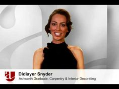 Didiayer Snyder Discusses Her Career Success After Graduating From Ashwo...