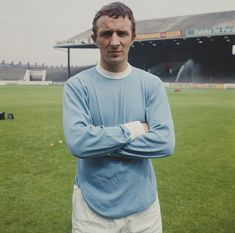 English footballer and right winger with Manchester City FC, Mike Summerbee posed on the pitch inside Maine Road stadium in Manchester in July Get premium, high resolution news photos at Getty Images Football Music, Football Icon, Retro Football, Football Boys, Soccer World, Manchester City, Childhood Memories, Safari, Pitch
