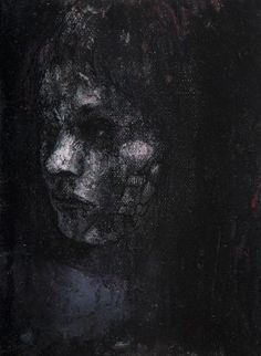 """oldoils: """" Girl - Oil and ink on canvas Contemporary Art, Ink, Canvas, Artist, Fictional Characters, Inspiration, Tela, Biblical Inspiration, Canvases"""