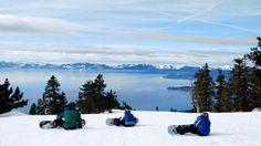 Diamond Peak Ski Resort along Lake Tahoe's East Shore. Great Lake view riding only 30 minutes away. Lake Tahoe Houses, Lake Tahoe Map, Family Resorts, Ski Resorts, Real Estate Pictures, Reno Tahoe, Lake Photos, Home Photo, Great Lakes