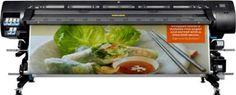 Plotter HP Designjet L28500 - Tinta Látex - CQ871A.   A Impressora Plotter HP L28500 Látex é o equipamento ideal para Impressão Digital, Propaganda Política e Comunicação Visual.