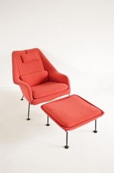 Ernest Race Heron #Chair UK 1955
