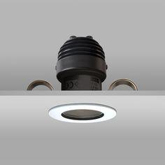 Waterspring LED Bathroom Ceiling Light | John Cullen Lighting
