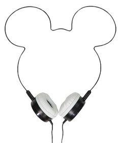 Mickey Mouse Headphones Are Your Next Favorite Thing