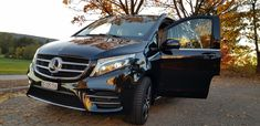 EdelSwiss Limousine latest addition to the fleet - 2018 Mercedes V-Class Mercedes Sprinter, Mercedes Benz, Benz S Class, Car, Automobile, Autos, Cars