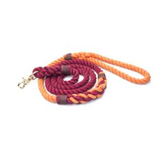 Skipper rope leash for dogs!