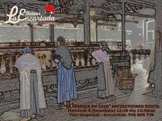 Balmasedako La Encartada Museoan martxoak 8an bisita gidatu oso berezia... http://www.laencartadamuseoa.com/