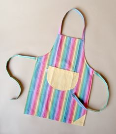 Child's Apron From ObjectsofUse.com