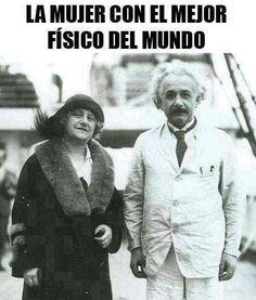 La mujer con el mejor físico del mundo... #humor #limpio