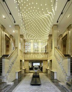 Das Stue Hotel lobby. Alemania