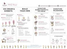Menu — New Territories Bakery Menu, Bubble Waffle, New Territories, Sorbet, Milkshake, Bubbles, Smoothie
