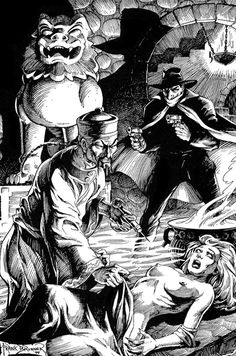 Frank Brunner - The Shadow