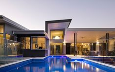 The Golf House by Studio 15b | #modern #architecture