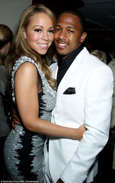 Mariah Carey Photos Photos: Mariah Carey And Nick Cannon ...