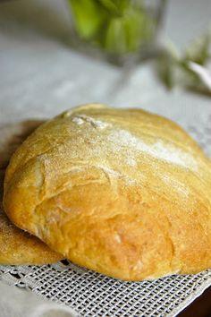 Ricotta Bread.