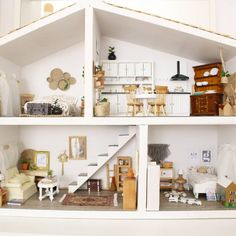 902 Best Dollhouse Images Dollhouses Doll Houses Miniatures