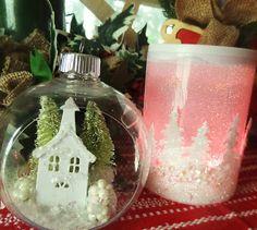CraftDee1: Christmas Baubles!!!