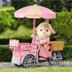 Sylvanian Families - Dollys Candy Floss