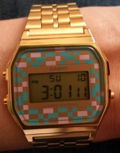 Casio Digital Watch, Casio, My Style