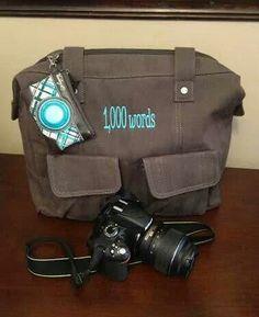 Casual cargo camera bag