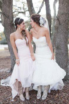 BeAuTiFuL Romantic Florida Wedding by Andi Mans Photography - Southern Weddings Magazine