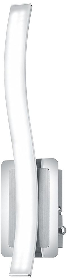 Trio Leuchten Marius LED Wall Light Brushed aluminium Acrylic / white, Lampshade 274191005 * To view further for this article, visit the image link. #GardenDecor