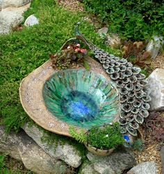Bird Sculpture Ideas Polymer Clay 17 Ideas For 2019 Ceramic Birds, Ceramic Flowers, Ceramic Art, Ceramic Painting, Pottery Sculpture, Bird Sculpture, Sculptures, Sculpture Ideas, Pottery Bowls