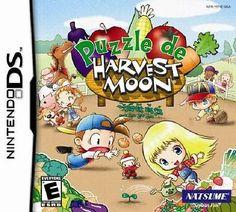 Nintendo DS Puzzle de Harvest Moon