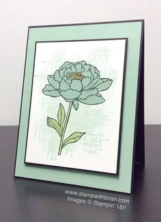 You've Got This with Mint Macaron by brian - Cards and Paper Crafts at Splitcoaststampers