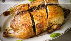 Kurczak  z kaszą  jęczmienną  Iwony