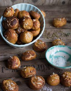 Laugen Nuggets - Soft Prezel Bites