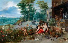 * Jan Brueghel II (de Jonge) - - - (15)