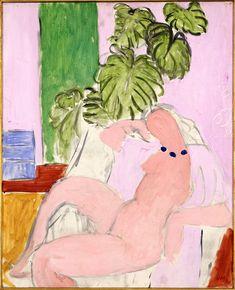 Henri-Matisse-Nudo-in-poltrona-pianta-verde.jpg (974×1200)