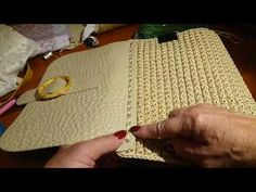 """TUTORIAL simil CHANEL punto Fiore (flower) simil Chanel """"FLORA"""" (part 1) - YouTube"""