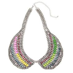 jeweled bib only $46 - designer (dannijo) look for less!
